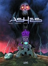 Ashes [#1 - 2006]