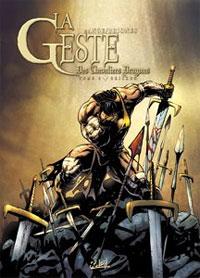La Geste des Chevaliers Dragons : Brisken #4 [2006]