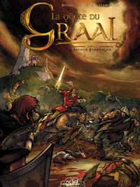 Légendes arthuriennes : La Quête du Graal : Arthur Pendragon #1 [2006]