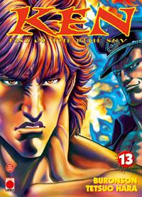 Ken le survivant : Ken - Fist of the blue sky [#13 - 2006]