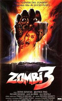 Zombie : Zombi 3 [1990]