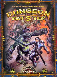 Dungeon Twister [2004]