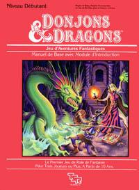 Donjons & Dragons - D&D [1982]