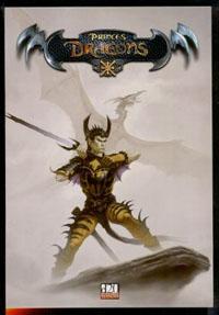 Cycle d'Elric le Nécromancien : Princes Dragons - système D20 [2002]