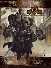 Les Royaumes d'acier - Système D20 [2006]