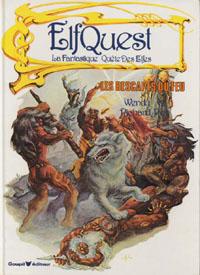 Elfquest / Le Pays des Elfes : Les Rescapés du feu #1 [1984]