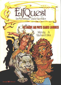 Elfquest / Le Pays des Elfes : Attaque au Pays sans Larmes #2 [1985]