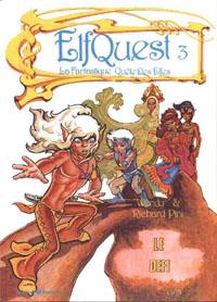 Elfquest / Le Pays des Elfes : Le Défi #3 [1985]