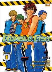 Rumble Fish #1 [2006]