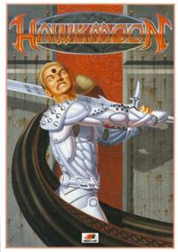 Le Cycle d'Hawkmoon : Hawkmoon, 2ème édition [1996]