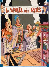 Légendes - Gamme générale : Premières Légendes - La Vallée des Rois [1988]