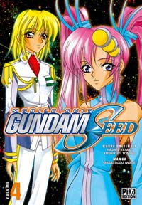 Mobile Suit Gundam : Gundam Seed [Tome 4 - 2006]