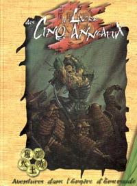 Rokugan : Livre des Cinq Anneaux 1ère édition [1998]