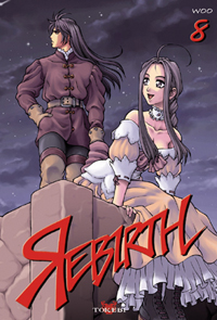 Rebirth #8 [2006]