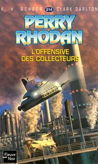 Perry Rhodan : L'offensive des collecteurs [#214 - 2006]