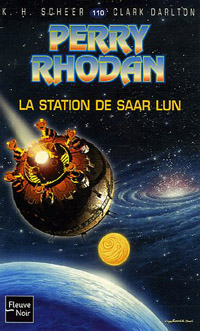 Perry Rhodan : La station de Saar Lun #110 [1994]