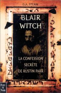 Blair Witch, la confession secrète de Rustin Parr [2000]