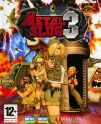 Metal Slug 3 - PSN