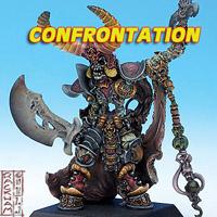 Confrontation / Cadwallon : Confrontation 3ème édition [2004]