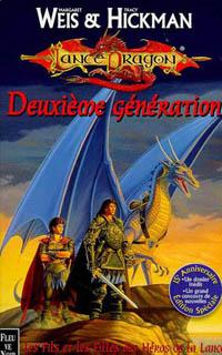 Dragonlance : Les Nouvelles Chroniques : Deuxième génération [#1 - 1999]