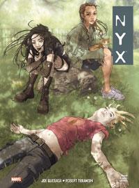 X-Men : Graphic novel : Nyx Vol2 [2006]