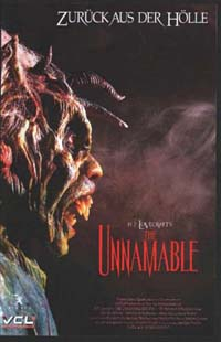 Le témoignage de Randolph Carter : The Unnamable [#1 - 1989]