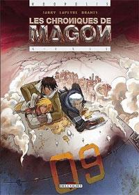 Les Chroniques de Magon : Exil [#4 - 2006]