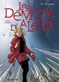 Les Démons d'Alexia : Stigma diabolicum #2 [2005]