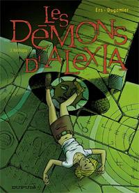 Les Démons d'Alexia : Yorthopia [#3 - 2006]