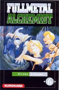 Fullmetal Alchemist [#6 - 2006]