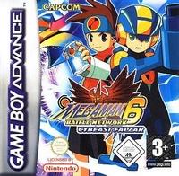 Mega Man Battle Network 6 Cybeast Falzar - Console Virtuelle