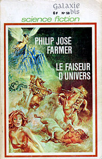 La Saga des Hommes Dieux : Le faiseur d'univers [#1 - 1969]