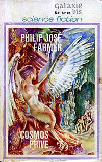 La Saga des Hommes Dieux : Cosmos privé [#3 - 1970]