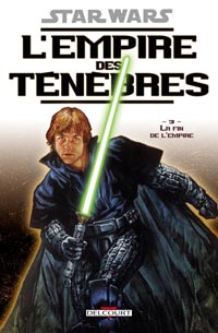 Star Wars : L'Empire des ténèbres : La Fin de l'Empire #3 [2006]