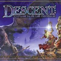 Descent : Voyage dans les Ténèbres 1ère édition [2006]