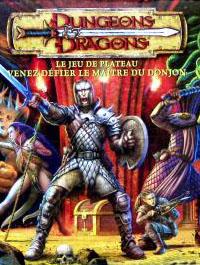 Donjons & Dragons : Dungeons & Dragons: le jeu de plateau [2003]
