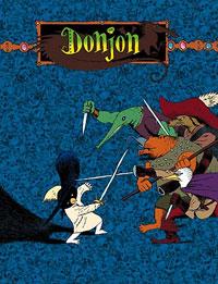 Donjon Potron-Minet : La Chemise de la nuit [Tome 99 - 1999]