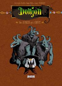 Donjon Potron-Minet : Une jeunesse qui s'enfuit Tome 97 [2003]