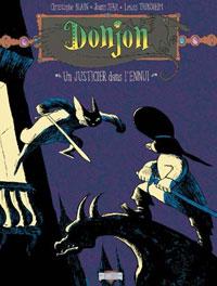 Donjon Potron-Minet : Un justicier dans l'ennui Tome 98 [2001]