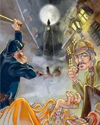 Jack L'Eventreur : Une ombre sur Whitechapel [2005]