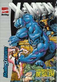 Bethy X-Men : Les monstres de Salem [1999]