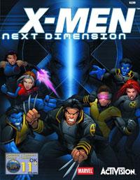 X men Next Dimension [2003]