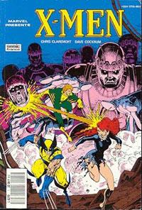Semic X-Men Saga
