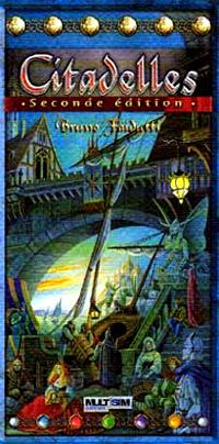 Citadelles 2ème édition [2003]
