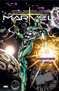 Captain Marvel : Monstres et Dieux #1 [2006]
