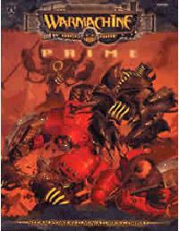 Les Royaumes d'acier : Warmachine [2003]
