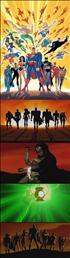 Voir la fiche Justice League : La Ligue des justiciers saison 5 [2005]