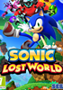 Sonic Lost World - WiiU DVD WiiU - SEGA