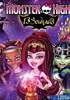 Monster High : 13 Souhaits - WiiU Blu-Ray WiiU - Little Orbit