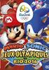 Mario & Sonic aux Jeux Olympiques de Rio 2016 - WiiU Blu-Ray WiiU - Nintendo